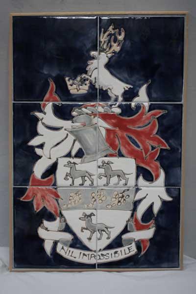 Small-heraldic-tile-panel