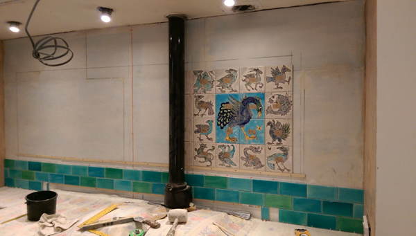 tiling a panel 1