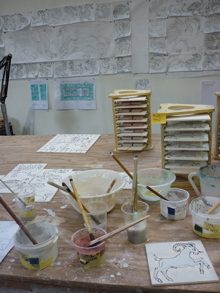 tile making 1