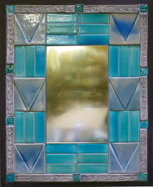 tile mosaic mirror