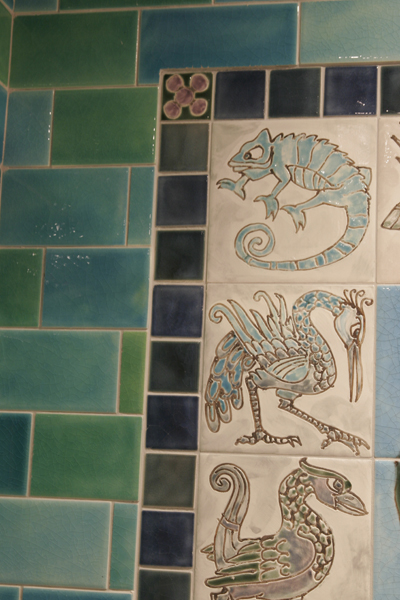 chameleon and other beasts tiles