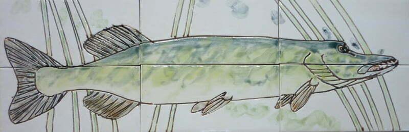 Pike tile panel